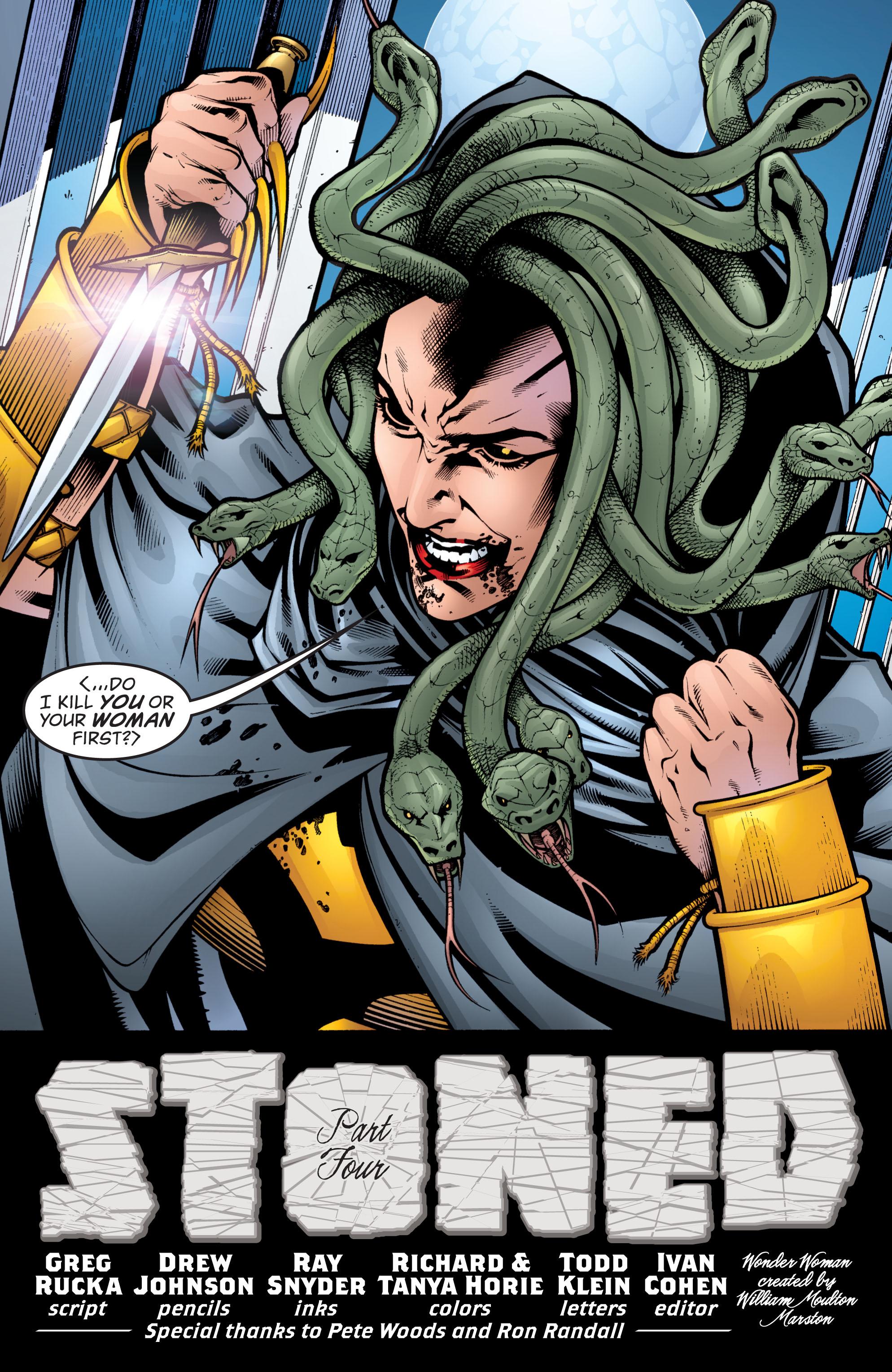 Read online Wonder Woman (1987) comic -  Issue #209 - 7