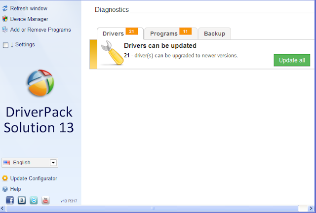 DriverPack Solution 2015 Download