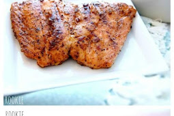 Grilled Salmon Recipe With Avocado Salsa