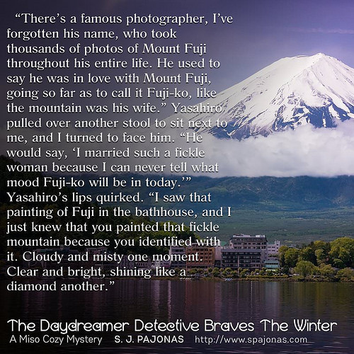 The Daydreamer Detective Braves the Winter teaser 1