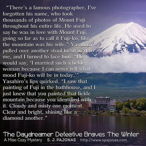 The Daydreamer Detective Braves the Winter teaser 1