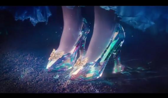 Cinderella 2015 poster movieloversreviews.filminspector.com
