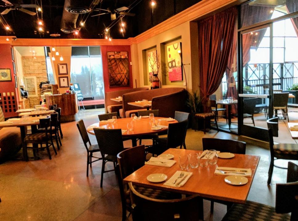 Campagnia Restaurant Fresno CA Wedding Venues