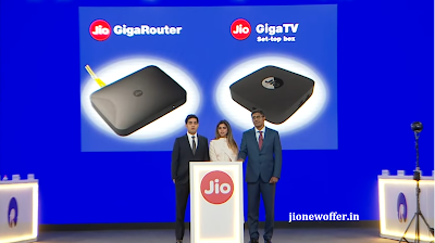 Jio GigaFiber registration
