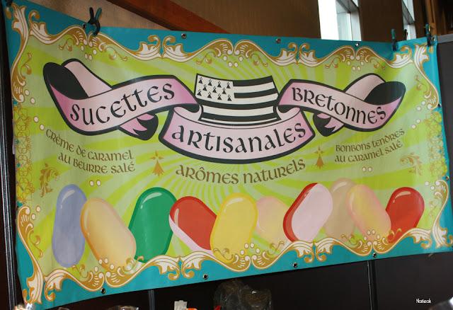 sucette bretonne de Les sucettes du val-André