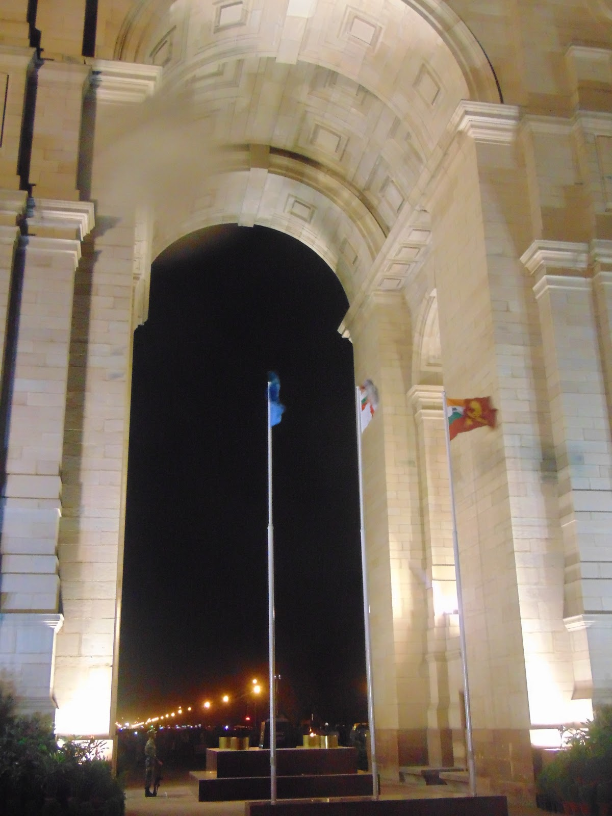 A Few Pictures Of Memory From The Visit To India Gate