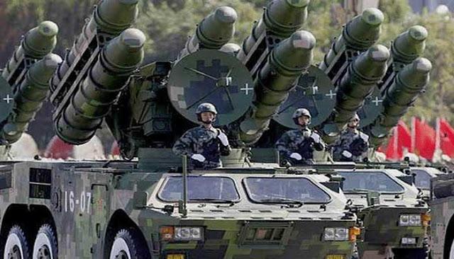 ভারতের জন্য আক্রমণাত্মক হতে পারে চীন মনে করে যুক্তরাষ্ট্র