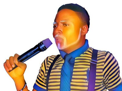 Meet Agunbiade Ayodeji Popularly Known As 'MC Born By Mistake'