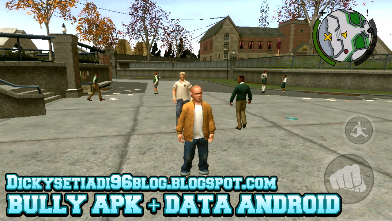 Game Bully Ps2 Apk