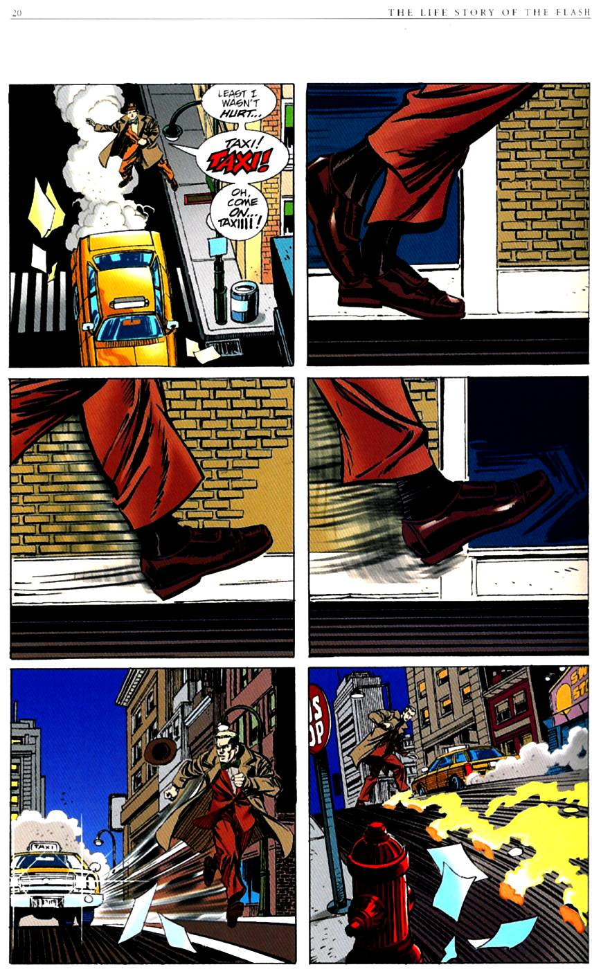 Read online The Life Story of the Flash comic -  Issue # Full - 22