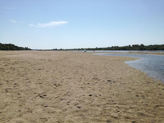 Praia da Chamusca