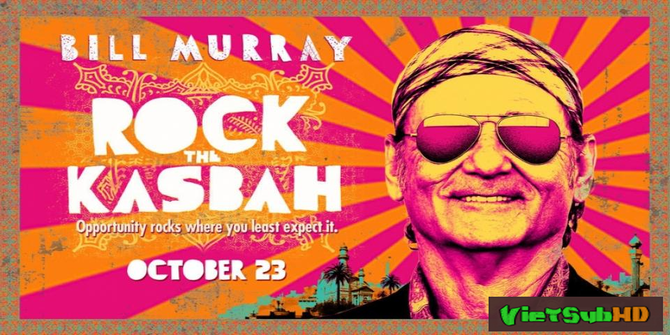 Phim Quẩy Tới Bến Trailer VietSub HD | Rock the Kasbah 2015