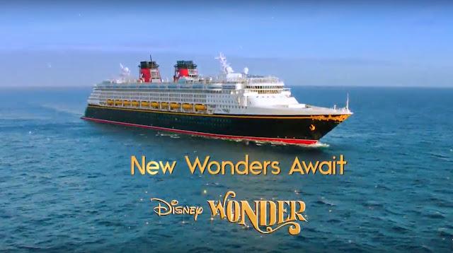 Disney Wonder, Disney Cruise Line, #DisneySMMC