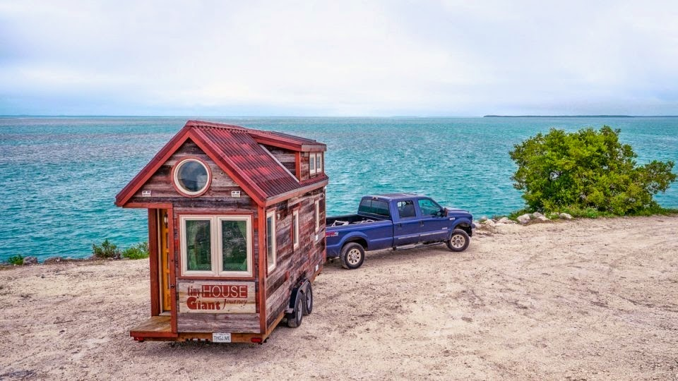 The pair has traveled to over 25 states, from Maine to Florida, and California to New York. - This Couple Quit Their Jobs To Live Off-Grid… How They Did It Will Inspire You.
