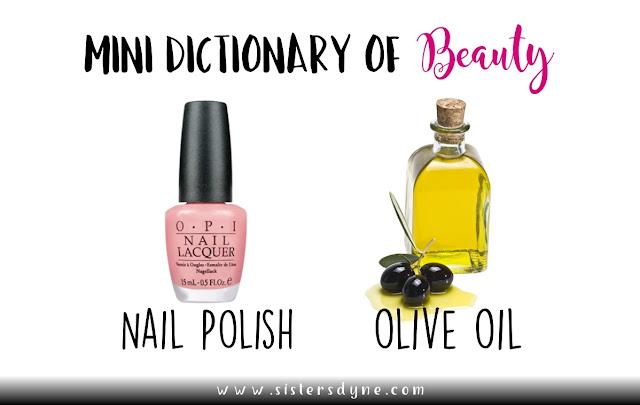 Nail Polish Olive Oil