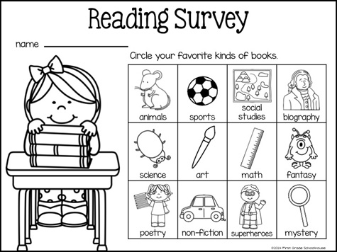 I Teach First: 1st Grade Teaching Resources: Reading