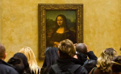 The secret of Mona Lisa's gaze is revealed Planet-today.com