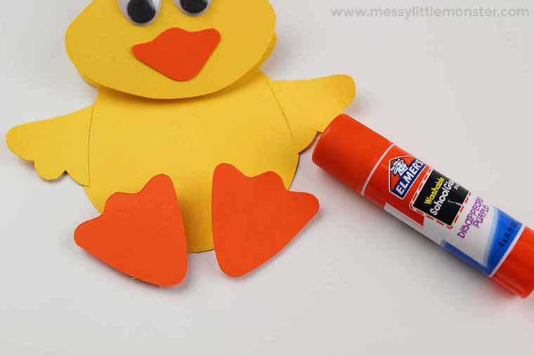 duck nursery rhyme craft or activity