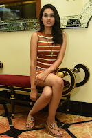 Actress Nikhita in Spicy Small Sleeveless Dress ~  Exclusive 011.JPG