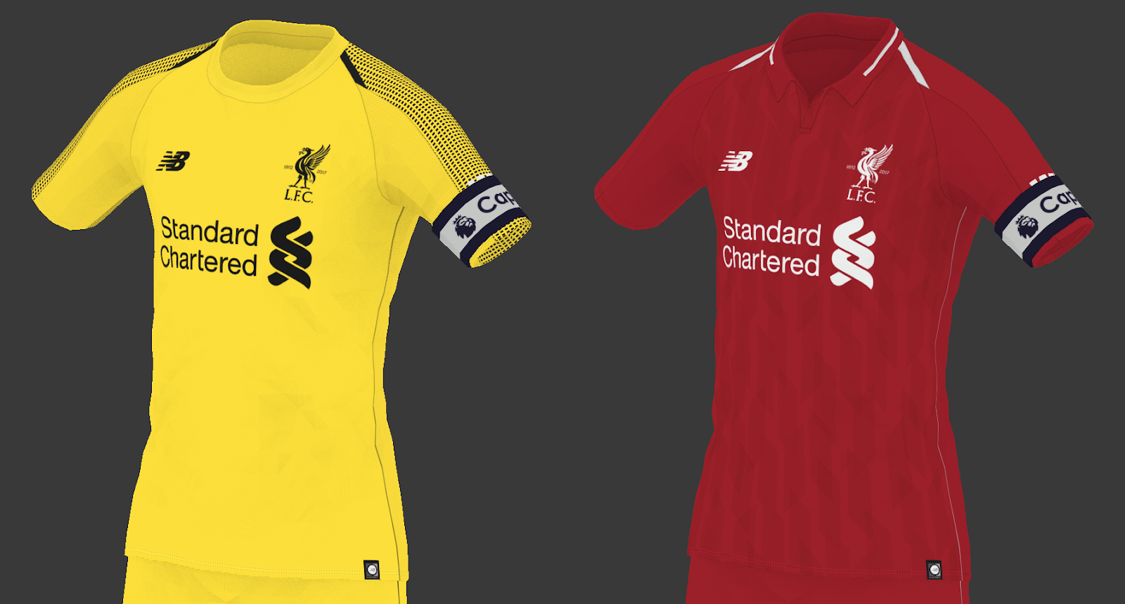 0d5b4dcc3 Liverpool 2018 19 GK   Home kit
