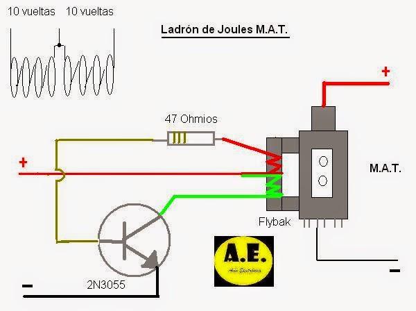 As 237 N Electr 243 Nica Ladr 243 Nes De Joules