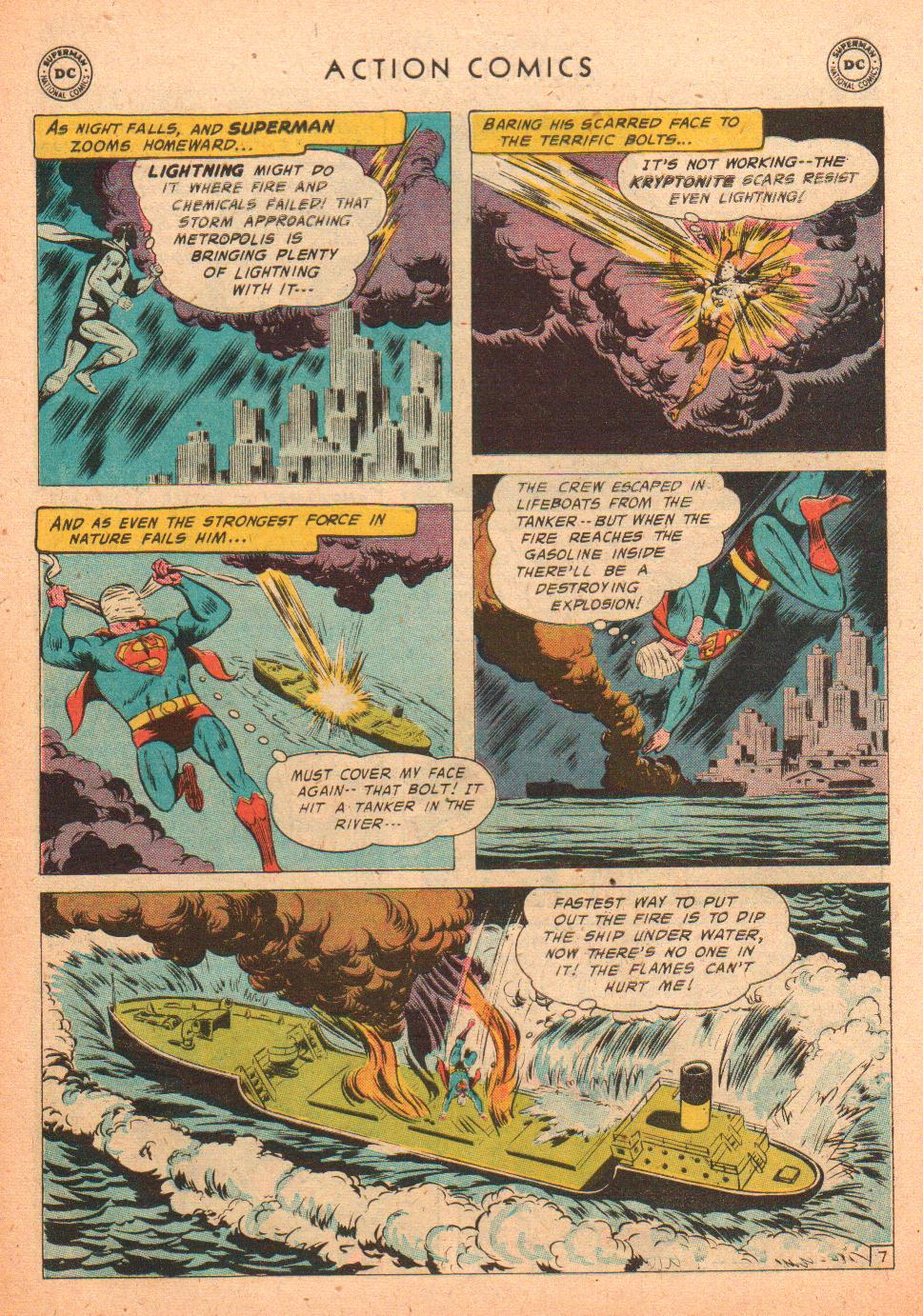 Read online Action Comics (1938) comic -  Issue #239 - 9