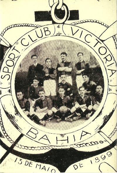 c13f35b473 Memórias do E.C. Vitória  Especial 116 anos  O Vitória em seu prelúdio