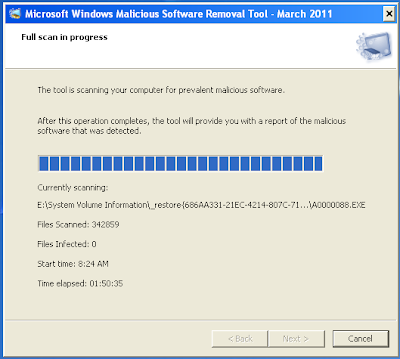 Microsoft Windows Malicious Software Removal Tool - Security Update 2