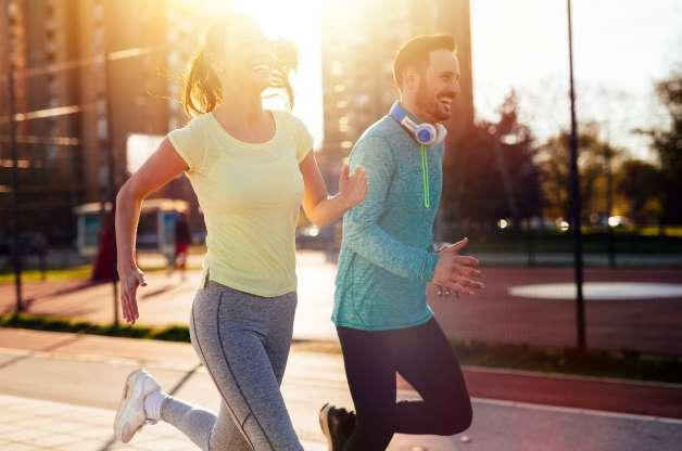 Corrida ou jogging: 19%