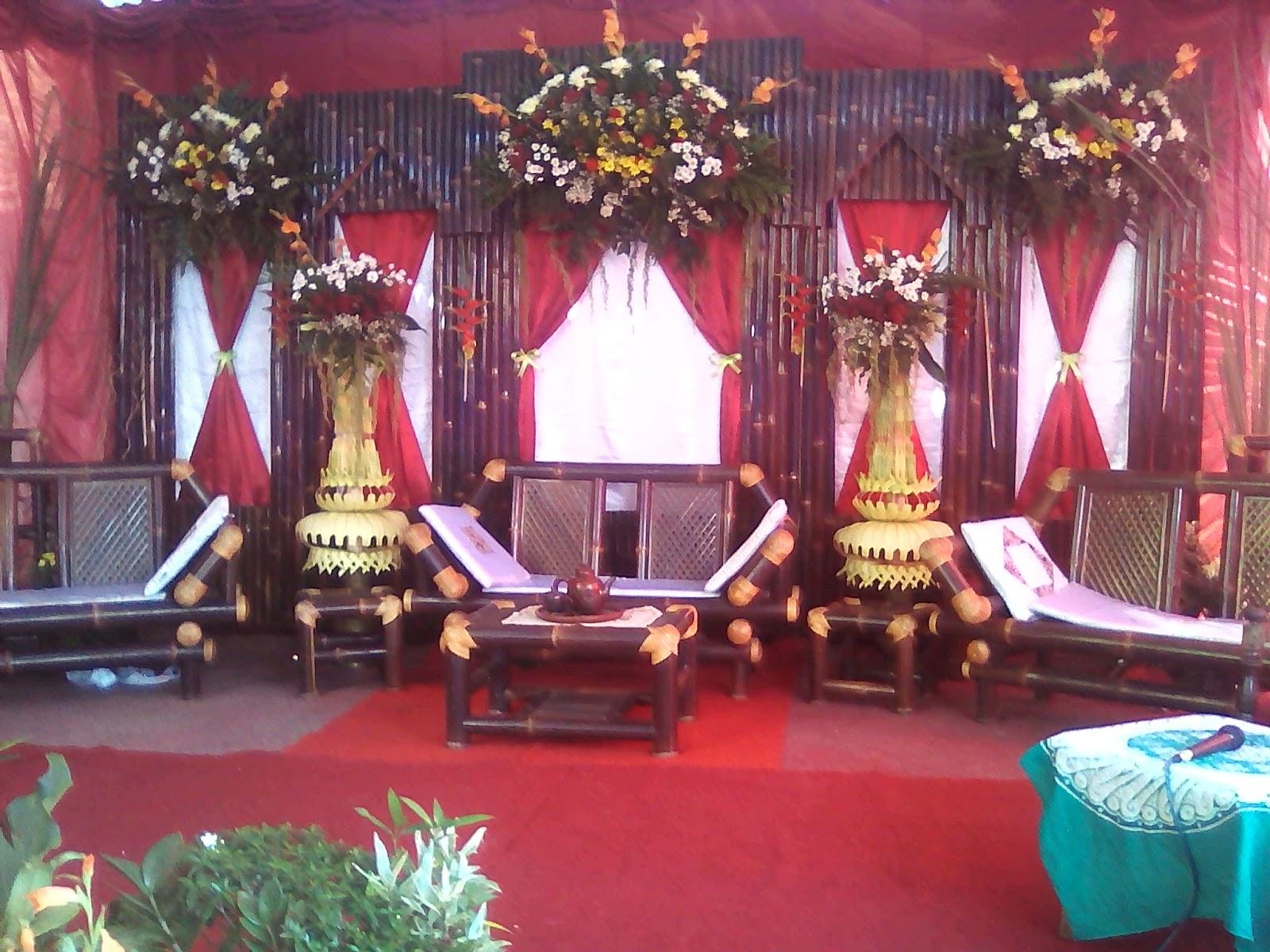 dekorasi pernikahan harga 2jutaan