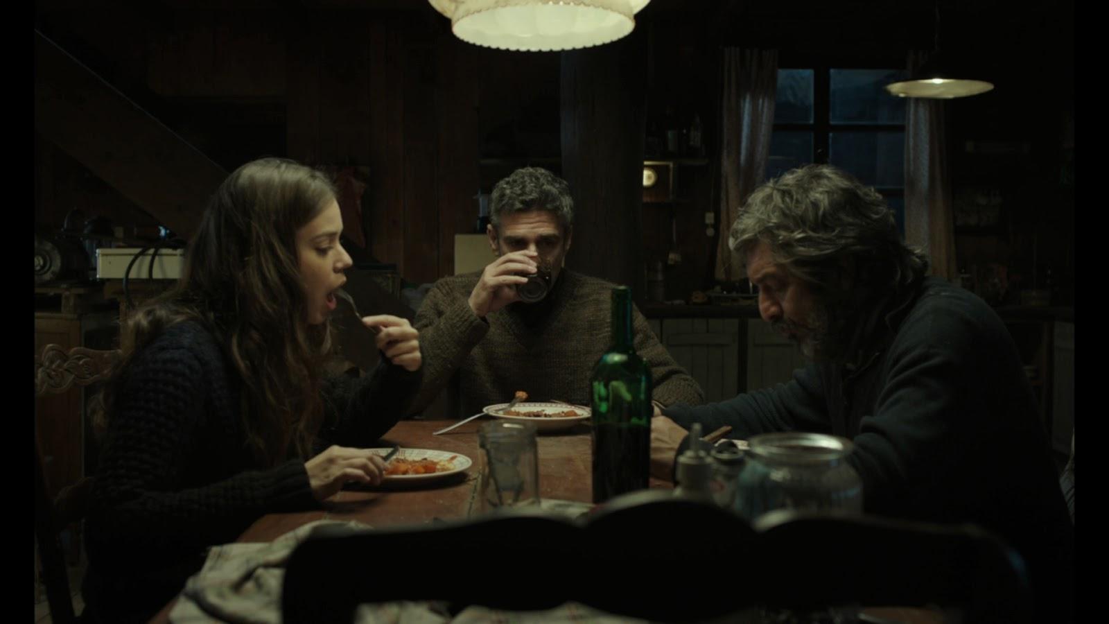 Nieve Negra (2017) 1080p Español Latino captura 3
