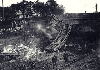 The Charfield Train Disaster Children Mystery Planet-Today.com