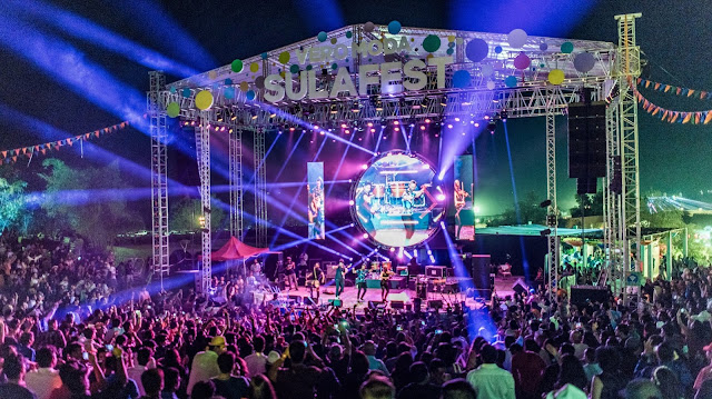 SulaFest 2016 - Main Stage
