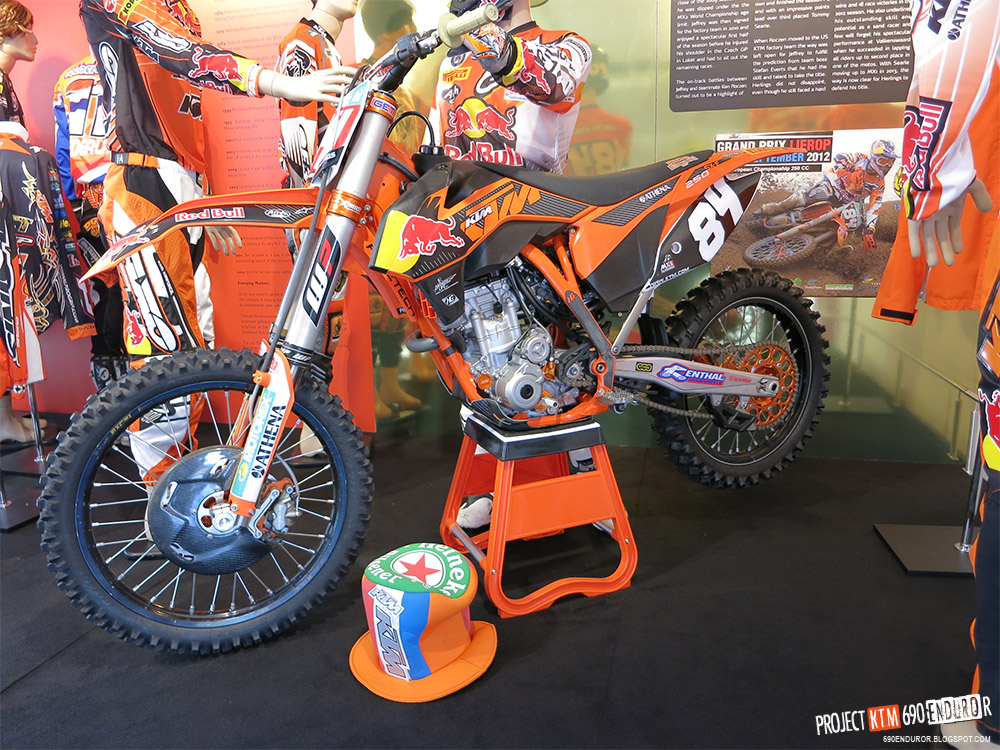 Project Ktm 690 Enduro R Mx World Collection Motocross
