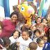 Rufo ambientó celebración de Los Embajadores Christian School