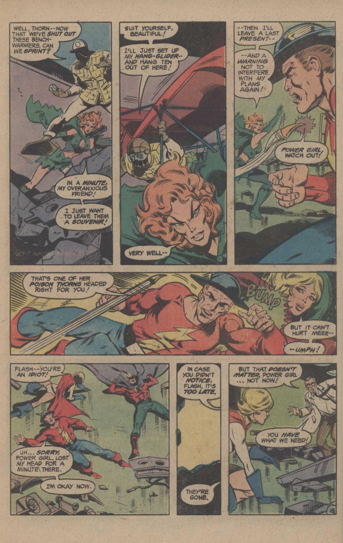 Read online All-Star Comics comic -  Issue #72 - 27