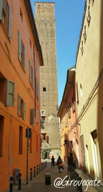torre prendiparte bologna torri tour