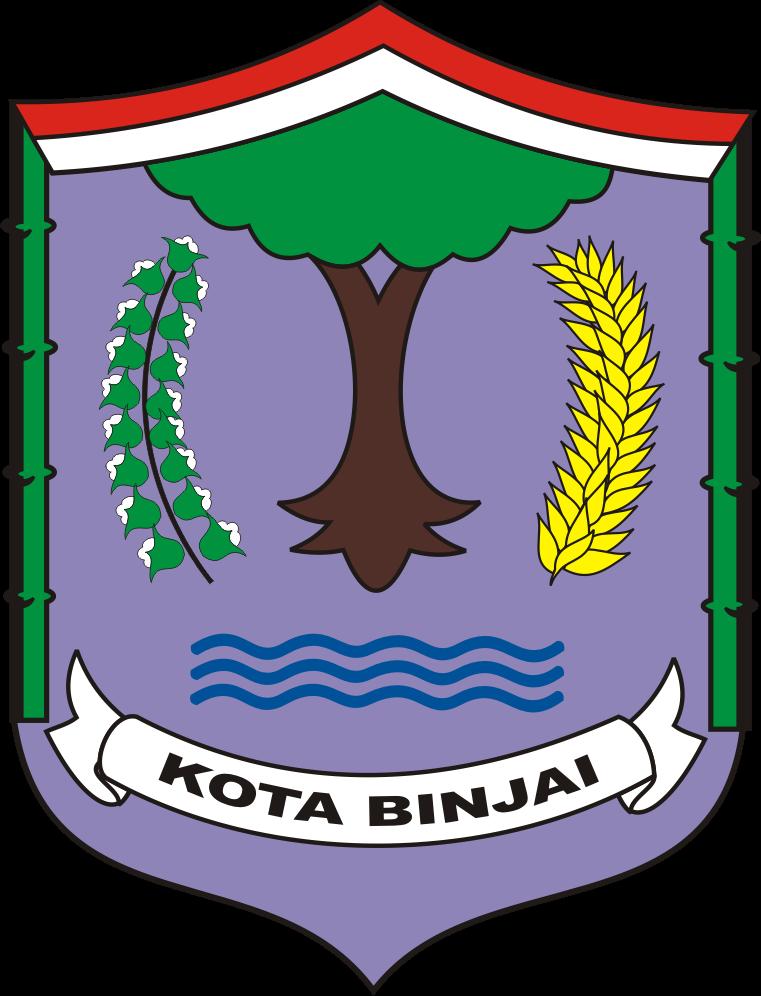 Penjelasan Arti Lambang Logo Kota Binjai Arti Dari Lambang