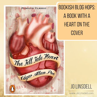 Bookish Blog Hops: A Book With A Heart On The Cover @brandypotterbks