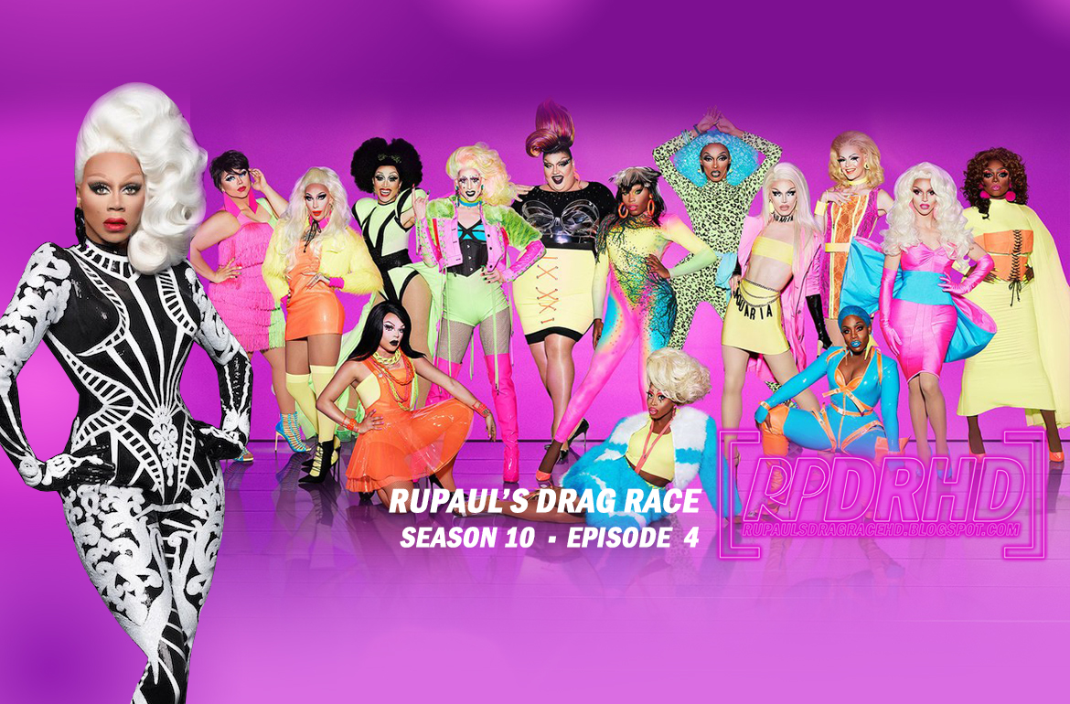 Watch Online, RuPaul's Drag Race, Season 10, Episode 4, The Last Ball on Earth (Itunes Release 1080p, Web Rip 1080p, Download from MEGA and Drive)
