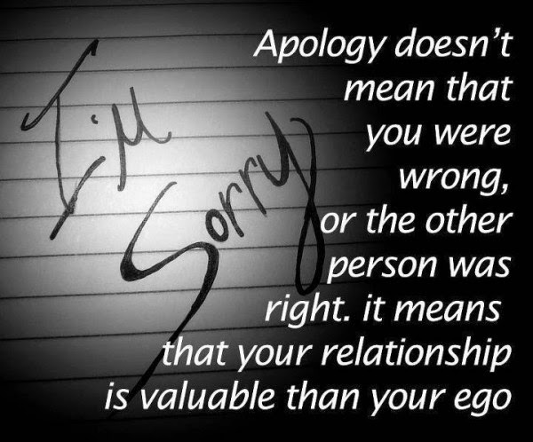 Best Sorry SMS - How to say Sorry with SMS - Whatsapp Status Quotes