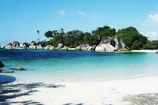 Pantai Tanjung Tinggi Tempat wisata belitung