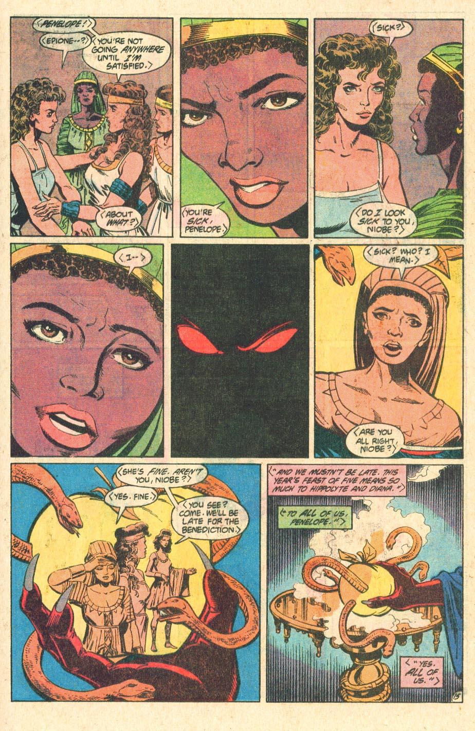 Read online Wonder Woman (1987) comic -  Issue #37 - 17