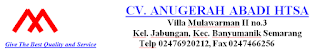 Lowongan Kerja di CV Anugerah Abadi HTSA – Semarang (Marketing, Supervisor, Delivery)