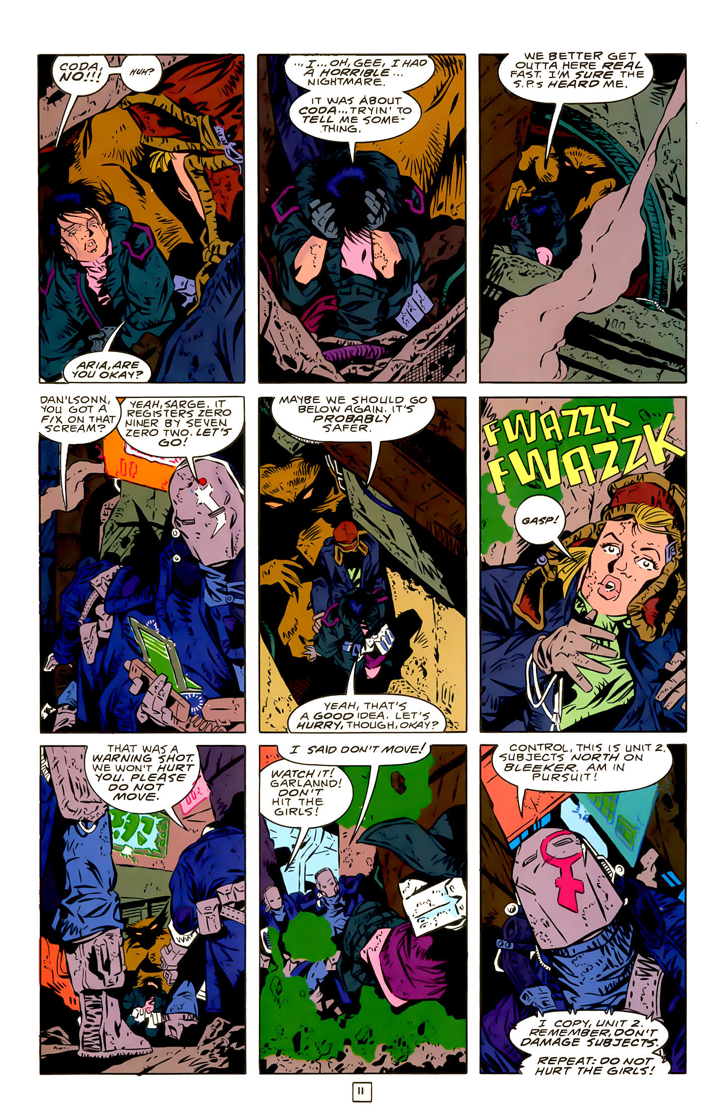 Legion of Super-Heroes (1989) 22 Page 11