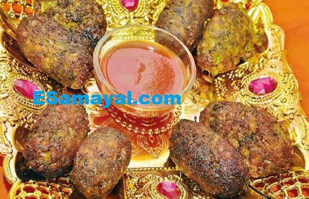 மூங் தால் கபாப் செய்வது எப்படி? | Mung Thal Kabab Recipe !