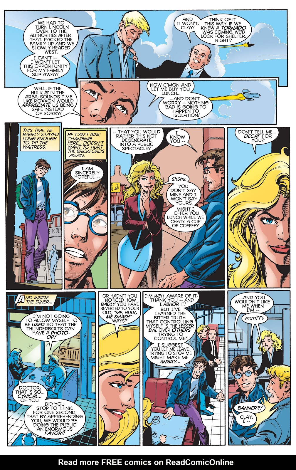 Read online Hawkeye & The Thunderbolts comic -  Issue # TPB 1 (Part 3) - 84