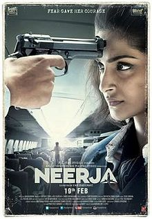 1 mistake in Neerja movie