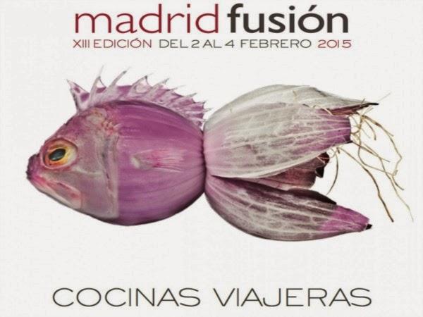 Novedades Madrid Fusión 2015