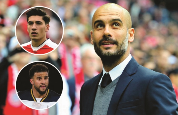 Man City released four first-team players, so where does that leave Pep Guardiola's side now?